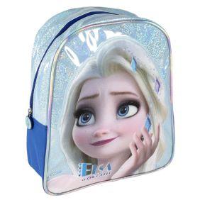 Mochila Infantil Personaje Brillante Frozen II 31 Cm