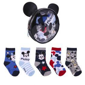 Pack Calcetines 5 Piezas Mickey