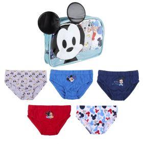 Pack Calzoncillos 5 Piezas Mickey