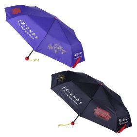 Paraguas Manual Plegable Friends