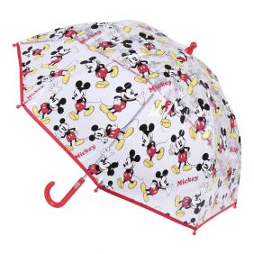 Paraguas Manual Poe Burbuja Mickey