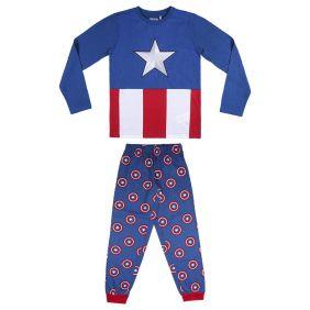 Pijama Largo Avengers Capitan America