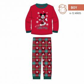 Pijamas Y Batas Pijama Largo Mickey