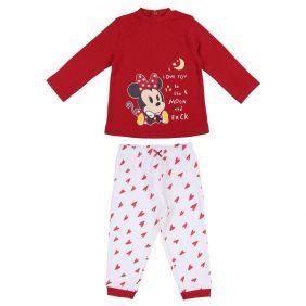 Pijamas Y Batas Pijama Largo Minnie