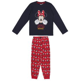 Pijama Largo Minnie