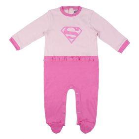 Ropa Bebé Pelele Dc Superhero Girls