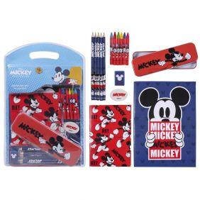 Set Papelería Escolar Mickey