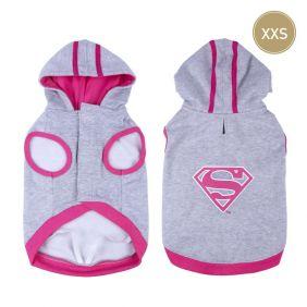 Sudadera Para Perro XXS Supergirl Dc Comics