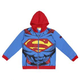 Sudadera Con Capucha Superman