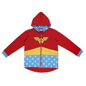 Sudadera Con Capucha Wonder Woman