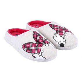 Zapatillas De Casa Abierta Premium Minnie
