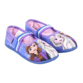 Zapatillas De Casa Bailarina Frozen 2