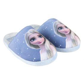 Zapatillas De Casa Abierta Frozen 2