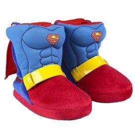 Zapatillas De Casa Bota Superman