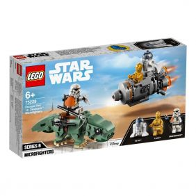 Lego Star Wars Microfighters: Cápsula De Escape Vs. Dewback