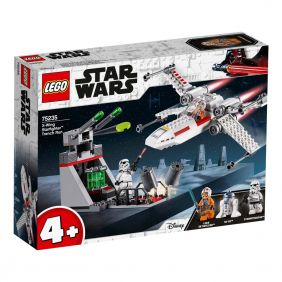 Lego Star Wars Asalto A La Trinchera Del Caza Estelar Ala-X