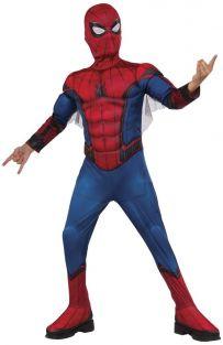 Disfraz Spiderman Hc Mus C/Masc Caja Infantil   M