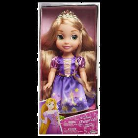 Muñeca Disney Princesa Rapunzel 35 Cm Articulada Incluye Una Mini Corona