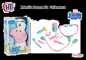 Maletin Medico Peppa Pig Con Accesorios