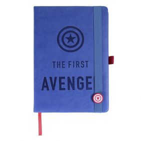 Cuaderno De Notas Avengers Capitan America A5