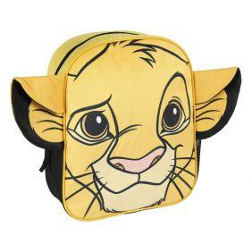 Mochila Infantil Personaje Aplicaciones Lion King 23 Cm