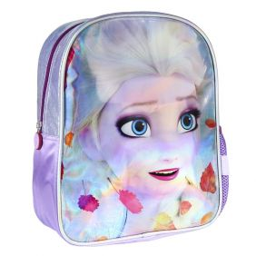 Mochila Infantil Personaje Brillante Frozen 2 31 Cm