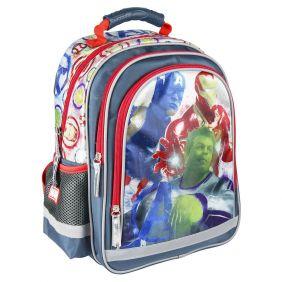Mochila Escolar Premium Avengers 39 Cm