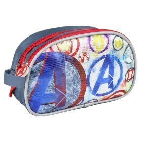 Neceser Set Aseo/Viaje Brillante Avengers 15 Cm