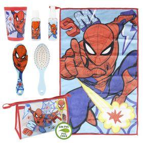 Neceser Set Aseo/Viaje Spiderman 16 Cm