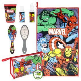 Neceser Set Aseo/Viaje Avengers 16 Cm