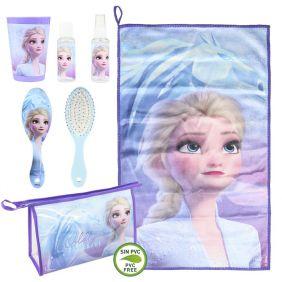 Neceser Set Aseo/Viaje Frozen 2 16 Cm