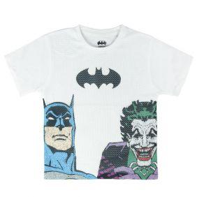 Camiseta Manga Corta Diseño Batman