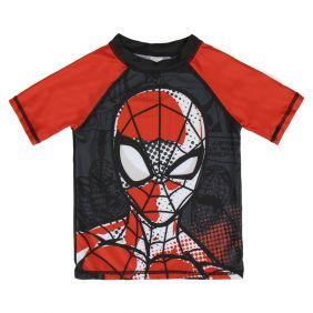 Camiseta Baño Spiderman