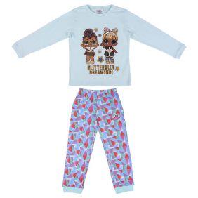 Pijama Largo Rib Lol