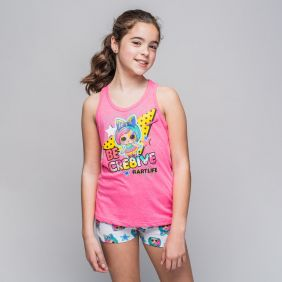 Pijama Corto Tirantes Lol