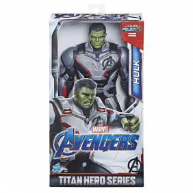 Figura Avengers Titan Hero Deluxe Hulk 30 Cm
