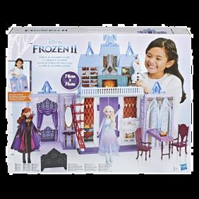 Castillo Princesas Frozen 2 (No Incluye Muñeca)