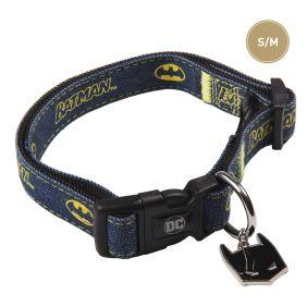 Collar Perro Mediano de Batman DC Comics - Talla S/M