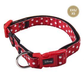 Collar Perro Pequeño XS de Minnie Mouse -  Talla XXS/XS