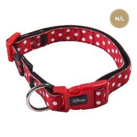 Collar para Perro Grande de Minnie Mouse - Talla M/L