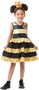 Disfraz Queen Bee Lol Infantil M