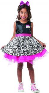 Disfraz Diva Lol Infantil M
