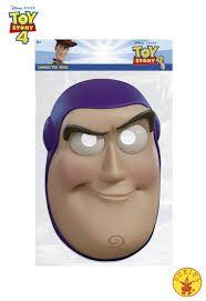 Careta Buzz Lightyear Ts4 Infantil