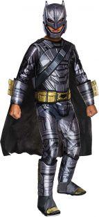 Disfraz Batman Armour Doj Premium  Infantil S