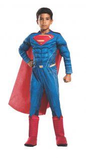 Disfraz Superman Doj Premium Infantil M