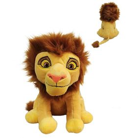Peluche Lyon King Assorted 3 Models 30Cm