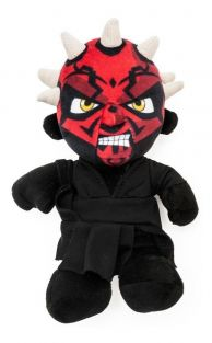Peluche Star Wars Darth Maul 25Cm