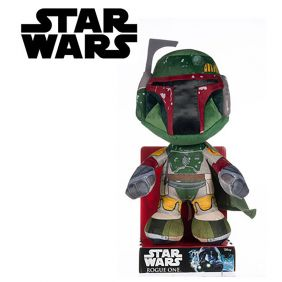 Peluche Star Wars Boba Fett 25Cm