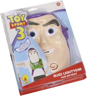 Buzz Lightyear Blister Set Con Mascara
