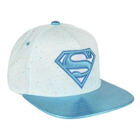 Gorra Visera Plana moda Superman.jpg